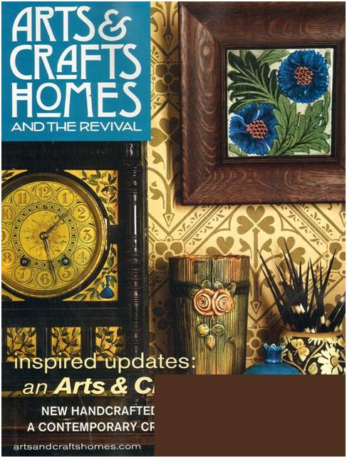 Arts crafts homes magazine for per year money Arts and crafts home magazine