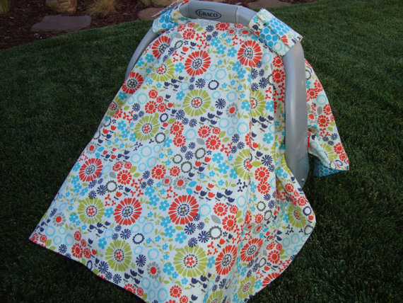 Weekend Giveaway: Car Seat Canopy From Little Sweet Pea (7