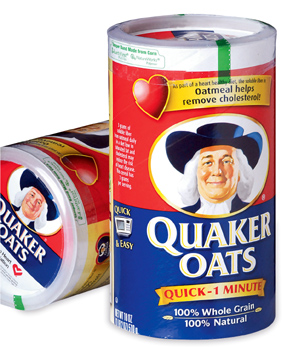 12 Quaker products coupon  Quaker Oats Oatmeal