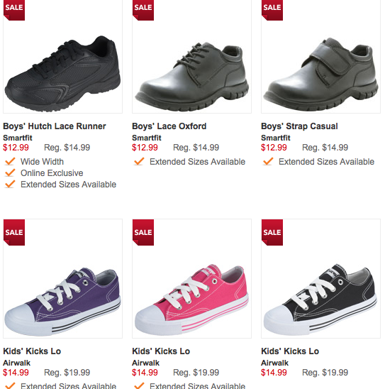 Payless Shoes Order Online Canada