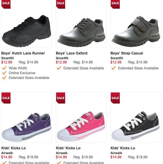 Payless Shoe coupon