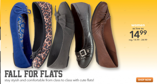 Payless Shoes: BOGO Sale + 25% Coupon Code! | Fabulessly Frugal