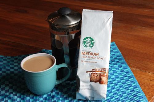 Frugal Photo Friday: Making Starbucks at Home - Money Saving Mom