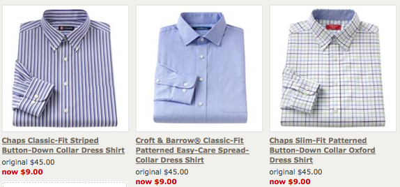 9bd513ee31dc39 Kohls.com  Men s Dress Shirts for  7.20 shipped - Money Saving Mom ...