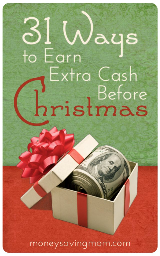 31 Ways to Earn Extra Income Before Christmas: Donate Plasma (Day 28