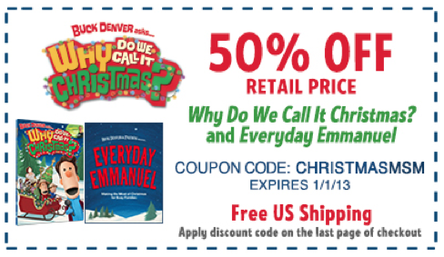 Money saving mom page 1167 of 7356 intentional finance special offer get everyday emmanuel why do we call it christmas for just 1499 shipped fandeluxe Images