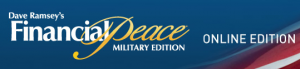 Free Financial Peace University for Military Families