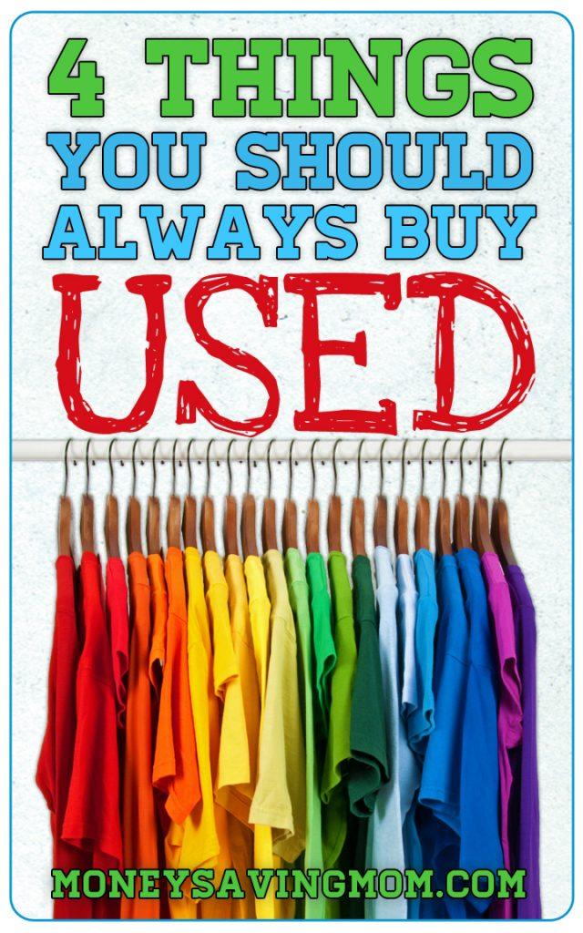 4-Things-You-Should-Always-Buy-Used