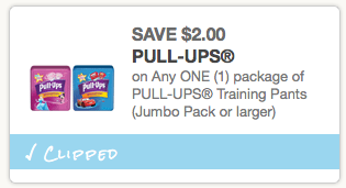 photo about Pull Ups Printable Coupons called $2/1 Pull-Ups printable coupon + a lot more printable discount codes
