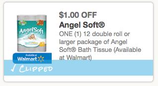 Printable Coupons Angel Soft Bath Tissue Glade Nesquik Money Saving Mom