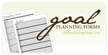 How to Change Your Life By Setting Goals - Money Saving Mom®
