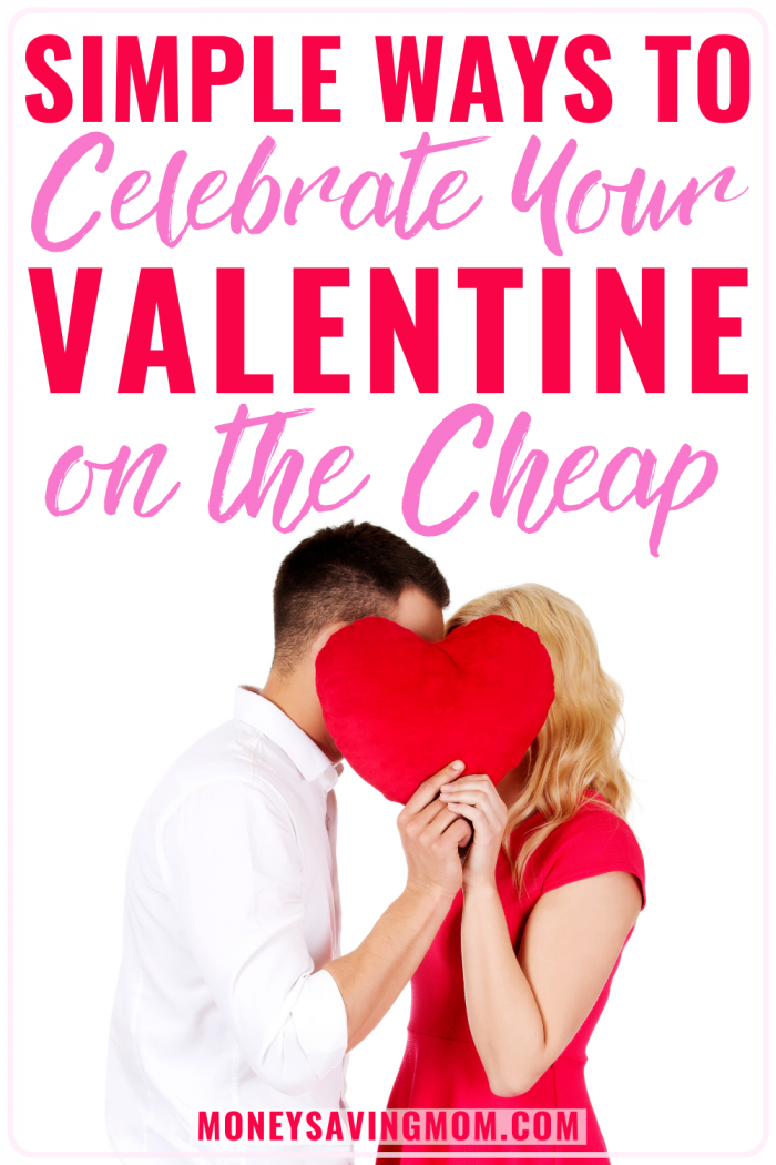 Celebrate Valentine on Cheap