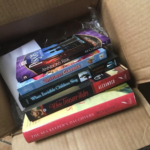 Free Books from MyReaderRewards