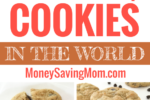 This is the BEST Chocolate Chip Cookies recipe and the only one you'll ever need! These cookies turn out perfectly every time!