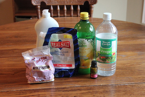Homemade Tub & Tile Cleaner : Money Saving Mom®