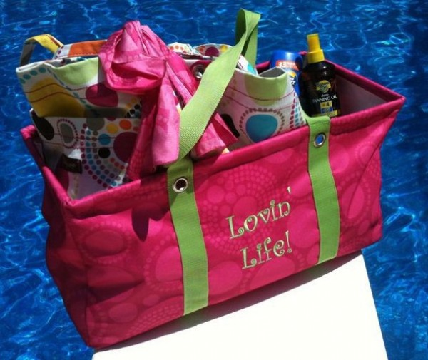Hour giveaway thirty one gifts large utility tote and