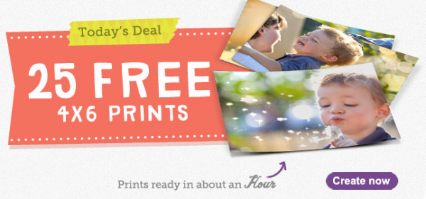 Print free photo prints with FreePrints by PhotoAffections. Now available on web, iPhone, Android and Window devices.