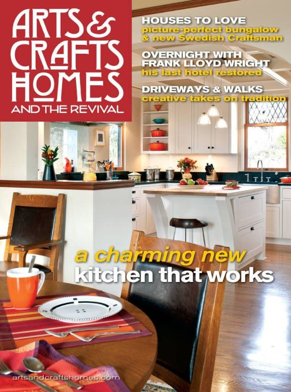 arts and crafts home magazine