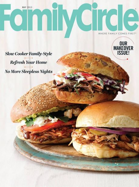 Magazine Family Circle Family Circle Magazine For