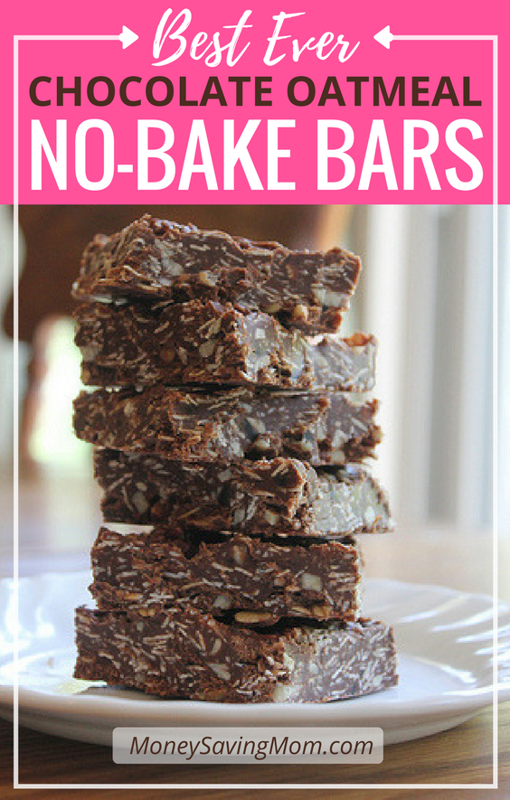 Looking for clean eating, real food snack ideas? These no-bake bars are the bomb --  they're packed with nutritional goodness! There's only one problem: it's near impossible to eat just one!