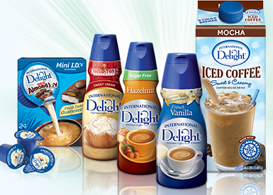 There's a new $1/1 International Delight coupon available (share the