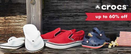 60d5f1e359f9a Zulily — a daily deal site I love — is running a CROCS shoe sale today.