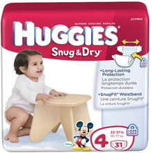 Target: Mobile Baby Coupons (Get $5 off a package of Huggies diapers!)