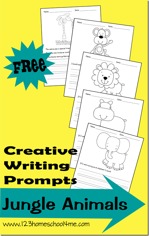 Free Printable Creative Writing Prompts for Kids - Money Saving Mom®