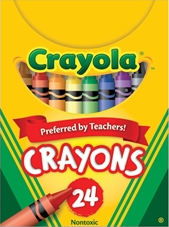 """Toys """"R"""" Us: Crayola Crayons for $0.25!"""