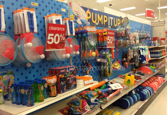 Target Toy Guide : Target summer pool toys for up to off money saving