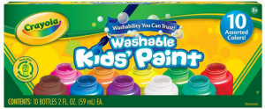 Crayola: $1 off a $5 purchase coupon