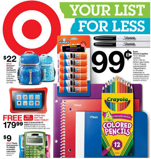 17e26b17bb Here are some of the best back-to-school deals available for the week of  July 21-27