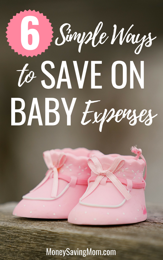 Baby on the way and worried about expenses? Read this for some helpful tips!!