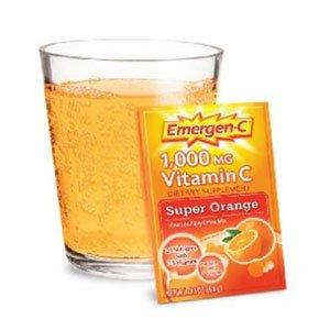 Free Emergen-C Drink Mix Sample