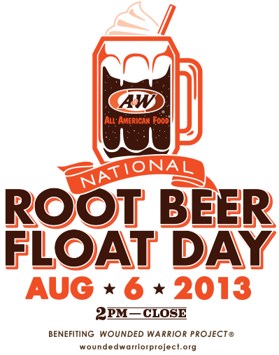 A&W: Free Root Beer Float TODAY from 2:00pm - close!