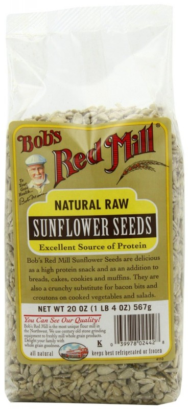 Bob's Red Mill Natural Raw Sunflower Seeds