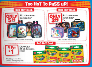 "Toys ""R"" Us: Crayola crayons for just $0.25 + other deals"