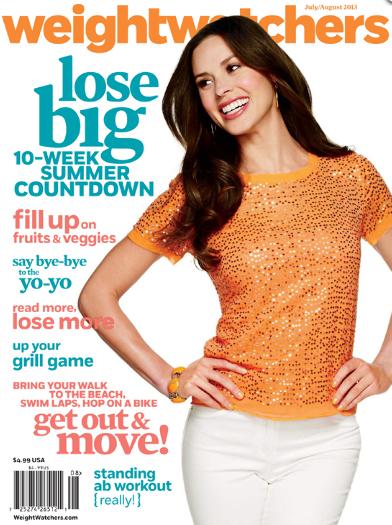 Weight Watchers magazine for $4.50 per year!