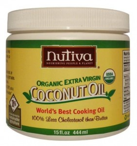 Amazon.com: Nutiva Organic Coconut Oil for as low as $4.87 per 15-oz. tub shipped
