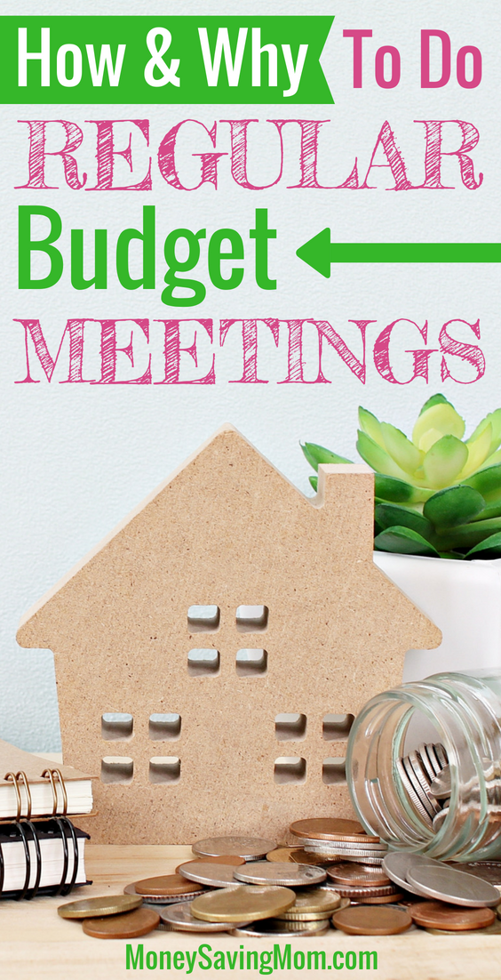 Budget meetings are SO important for financial management, and this post clearly explains how and why to do them on a consistent basis!
