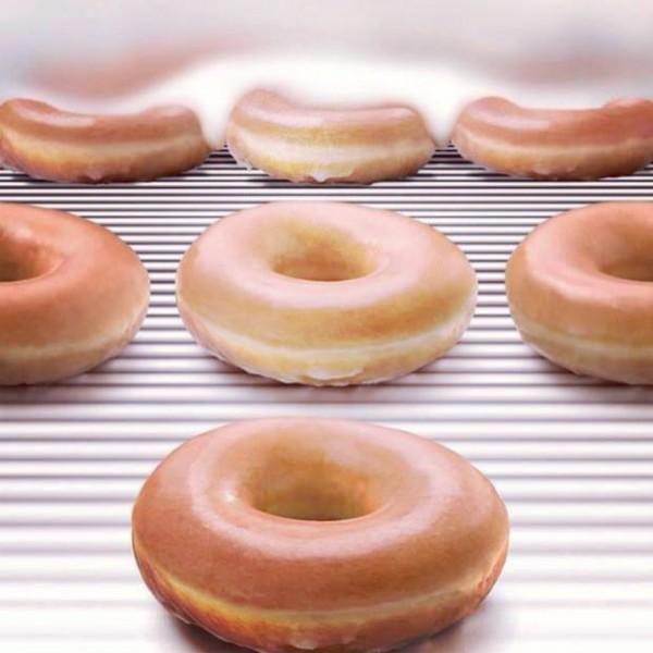 Krispy Kreme: Free doughnuts on September 19th