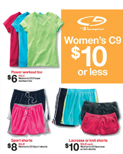 e0356811826b9 There are some good deals on Ladies  clothing at Target this week  Buy 1  Women s C9 ...