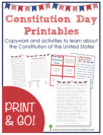 Printables Constitution Day Worksheets free constitution day printables money saving download