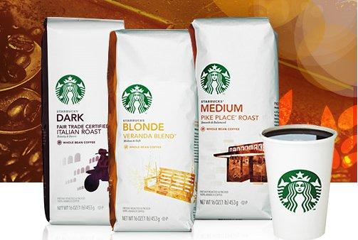 Starbucks Coffee Deal