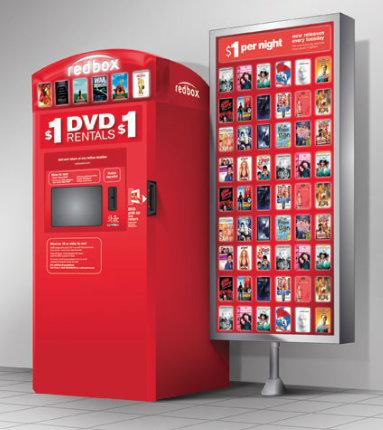 Redbox Kiosk