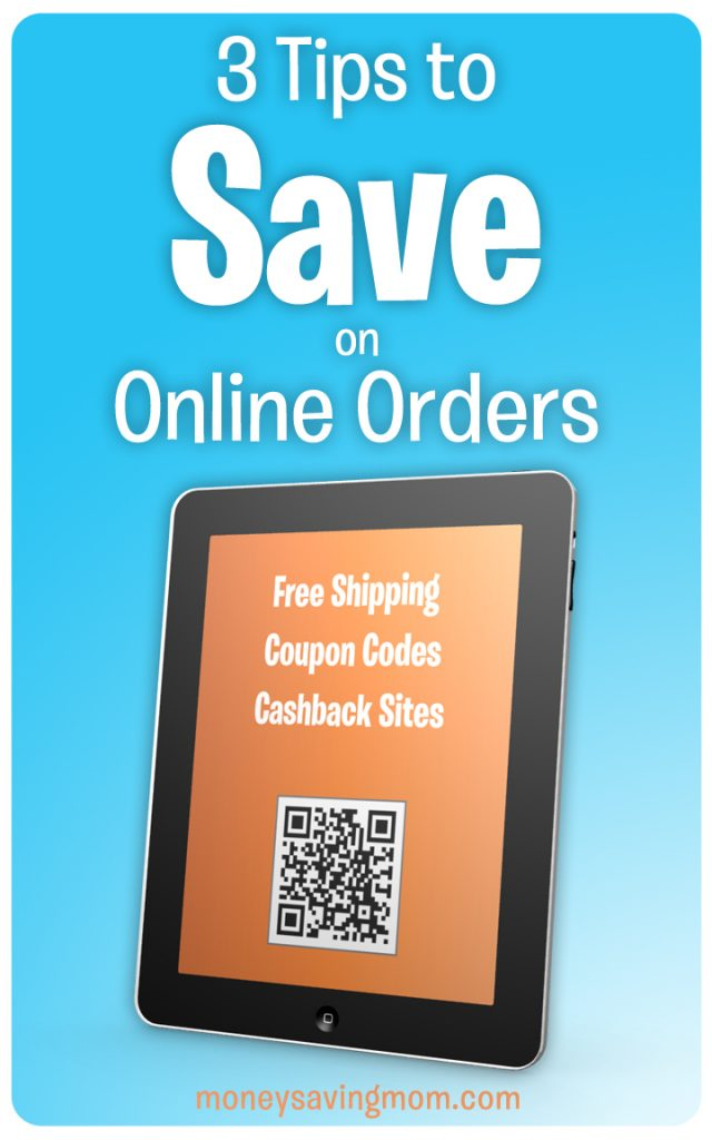 3 Tips to Save Money on Online Orders