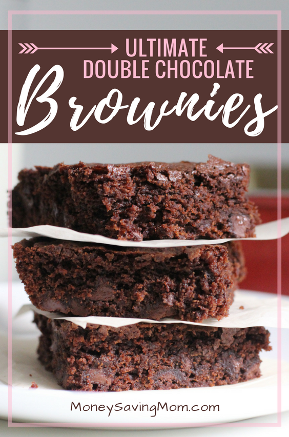 These brownies are addictive, and they magically bake up with a crinkly chewy crust and rich fudgy insides -- which is exactly what a perfect brownie should be! They are a MUST for every serious chocolate lover!