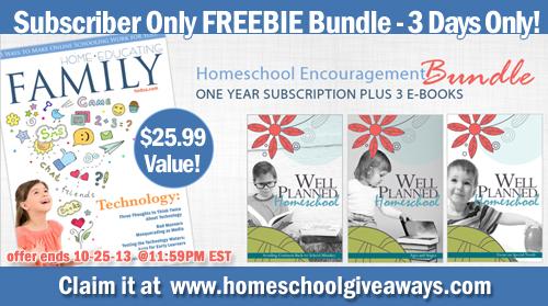 Home Educating Family Magazine