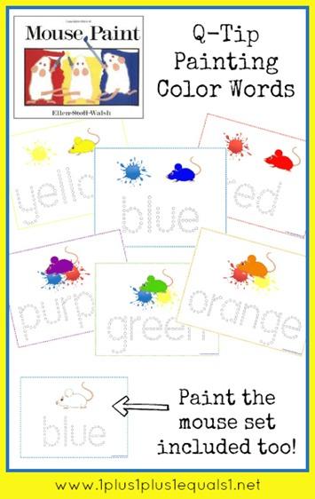 Free Mouse Paint Printables Money Saving Mom 174