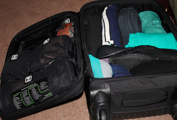 How I Pack for a Week in a Single Carry-On
